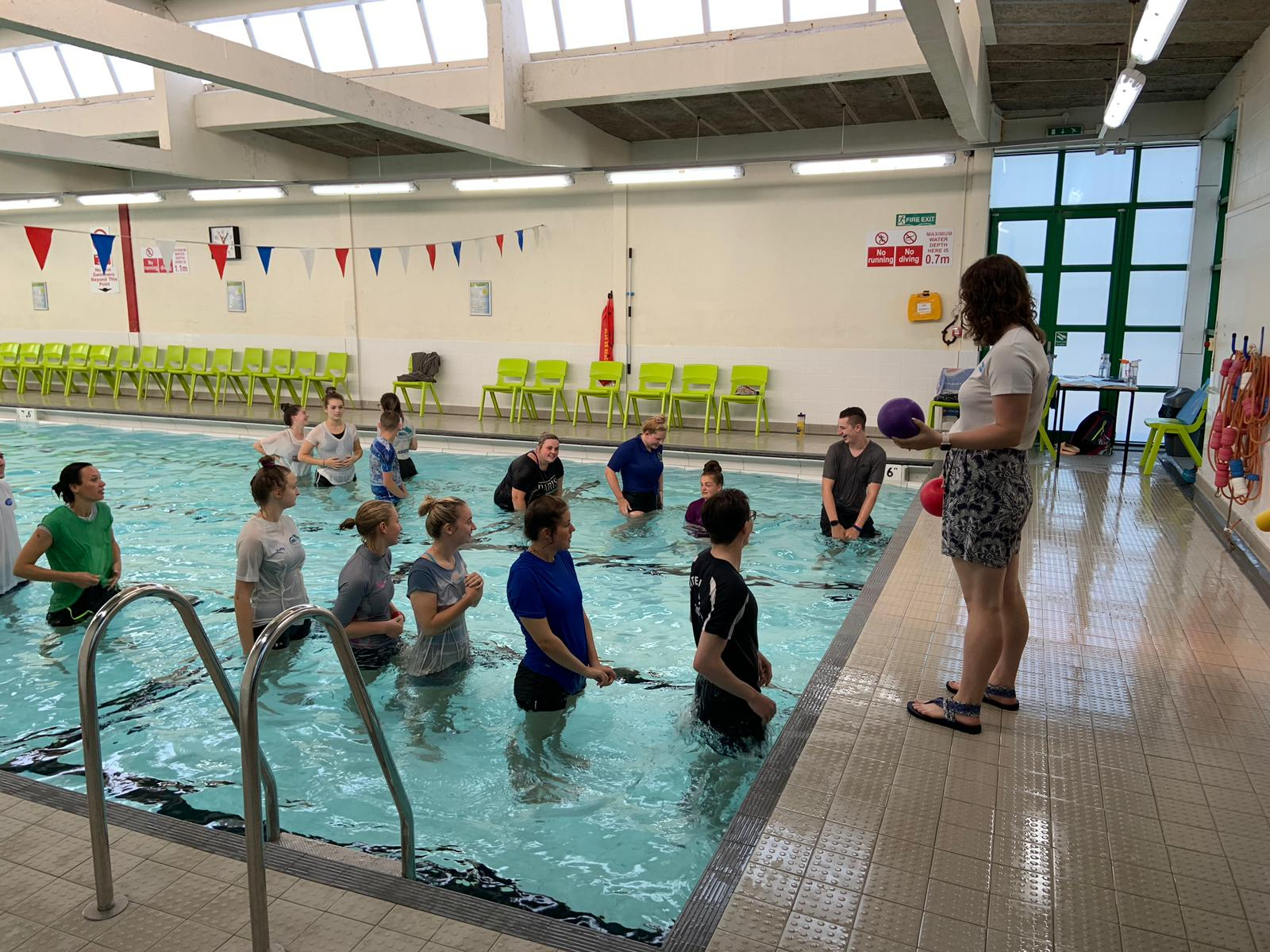 Teaching Swimming Course